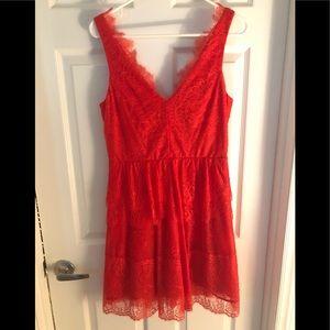 BCBG Willa Lace Dress